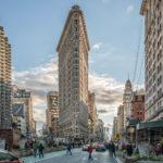 NYC_Flat Iron Building.