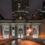 Blick auf die Grand Central Station in New York.