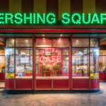Grand Central Station, Pershing Square Diner.