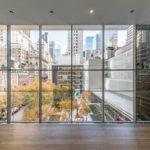 Blick aus dem Fenster im MOMA.