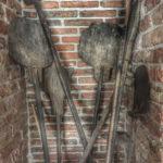 Brotschaufeln auf der Kalchkendlaml