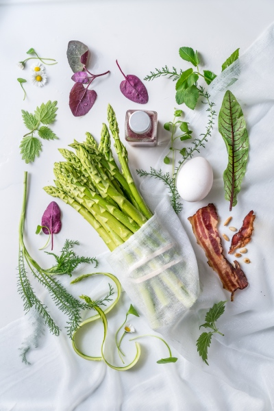 Spargelsalat Ingredients
